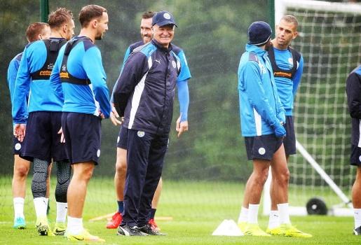 Leicester City sẵn sàng đánh bại Chelsea