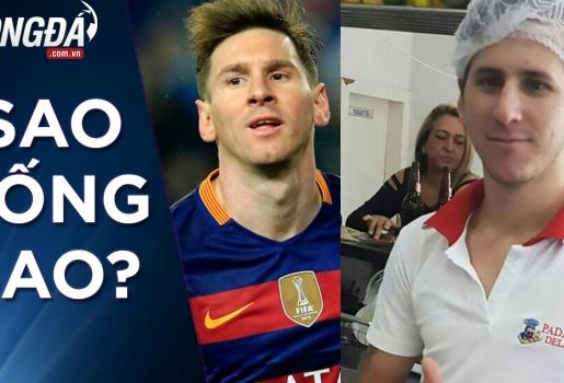 Bất ngờ nổi tiếng vì quá giống Messi