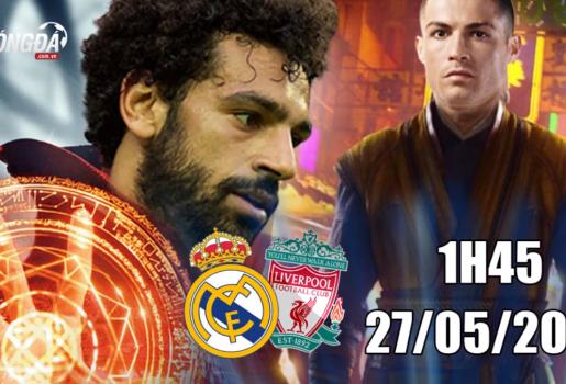 Mohamed Salah - Bậc thầy phù thủy cản bước Ronaldo