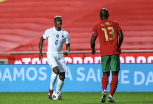 Có một Pogba rất khác trên đội tuyển Pháp