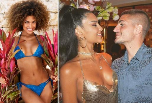 Bạn gái siêu mẫu của Verratti tham gia chương trình truyền hình thực tế đình đám