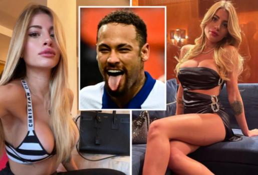 Trăng hoa, Neymar quyết tâm tán tỉnh người mẫu bốc lửa nước Ý