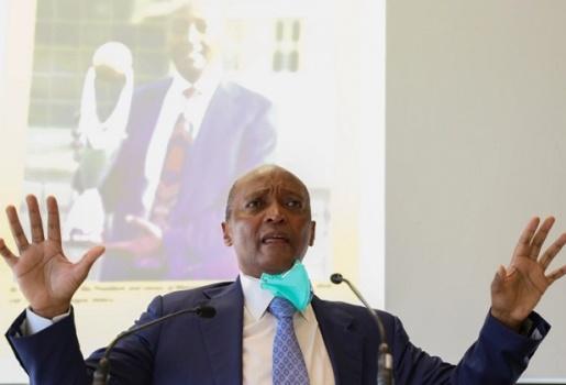 Khối tài sản khủng của tân Chủ tịch Liên đoàn bóng đá châu Phi