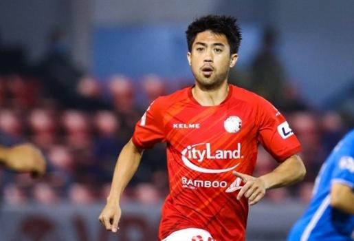 Lee Nguyễn khiến HLV CLB TP.HCM đau đầu trước trận gặp Bình Định