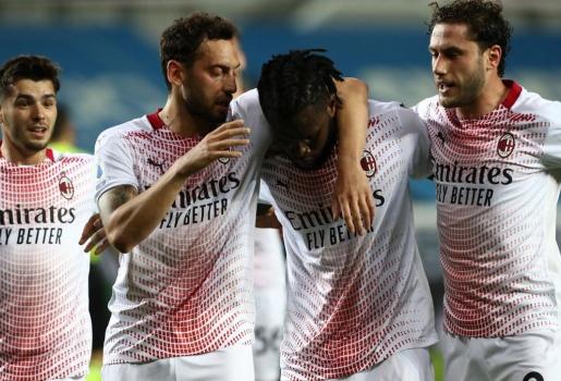 AC Milan xác lập thành tích chưa từng có trong lịch sử Serie A