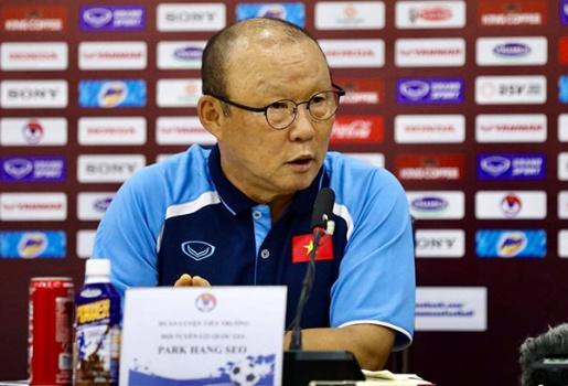 HLV Park Hang-seo thận trọng với 3 cầu thủ nguy hiểm nhất phía UAE