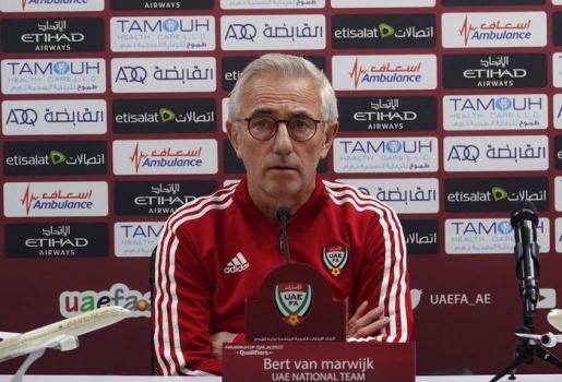 HLV UAE nói điều không hài lòng sau trận gặp ĐT Việt Nam