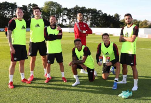 5 điều rút ra từ buổi tập mới nhất của Man Utd