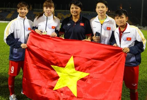 Bác sĩ tuyển nữ lên tiếng vụ mang thai đá SEA Games 2017