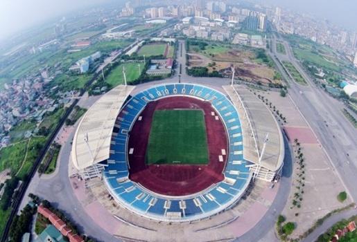 Hai CLB Việt Nam thuê sân Mỹ Đình đá AFC Cup