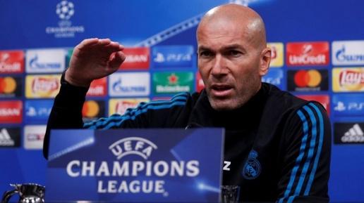 Zidane tự tin phá dớp chưa từng thắng tại Signal Iduna Park - Bóng Đá