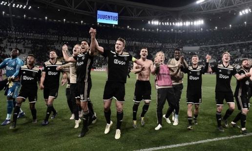 From bedlam to the Bernabéu – how Ajax performed a miracle - Bóng Đá