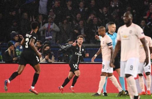TRỰC TIẾP PSG 1-1 Man United: PSG đáp trả (H1) - Bóng Đá