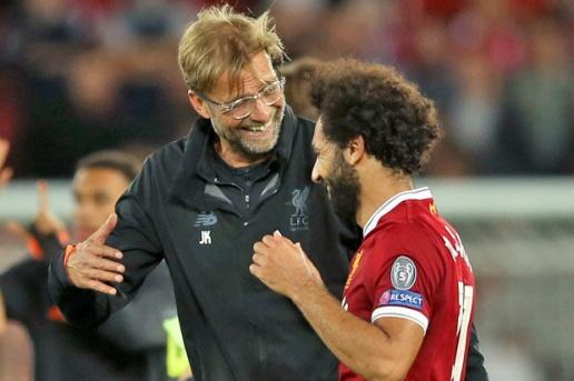 HLV Conte và Klopp đồng loạt đưa Salah 'lên mây' trước trận đại chiến - Bóng Đá