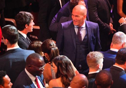 Zidane sớm đã dự đoán