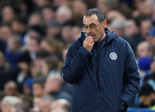 Cầu thủ Chelsea tin Sarri sẽ bị sút nếu thua Tottenham - Bóng Đá