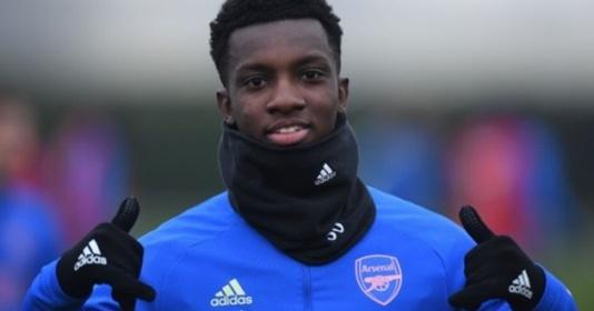 Arsenal đứng trước nguy cơ bị cuỗm sao trẻ vạn người mê   Bóng Đá