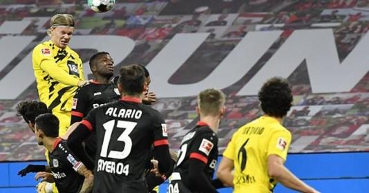 Tam tấu xuất trận, Dortmund vẫn nhận cái kết đắng | Bóng Đá