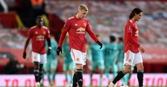 Van de Beek đá chính, CĐV Man United lập tức đưa ra 1 nhận định | Bóng Đá