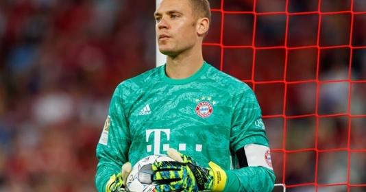 Bayern đại thắng, người nhện Neuer nhận tin cực vui | Bóng Đá