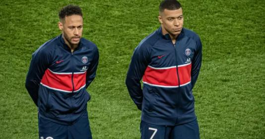 Sau tất cả, Neymar nói thẳng đẳng cấp giữa Mbappe và Messi | Bóng Đá