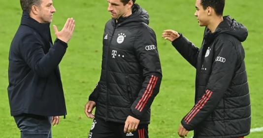Hạ đẹp đối thủ, Bayern chạm 1 tay vào chức vô địch Bundesliga   Bóng Đá