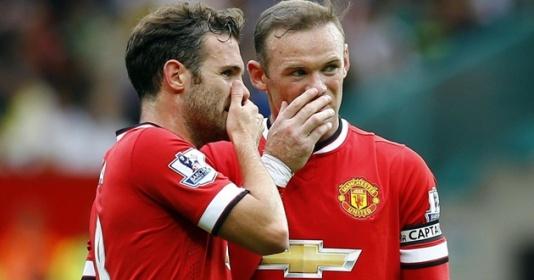 Juan Mata hài hước kể chuyện bị Rooney đối xử phũ ở Man Utd   Bóng Đá