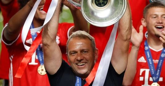 CHÍNH THỨC: Bayern Munich tuyên bố đanh thép với Hansi Flick   Bóng Đá