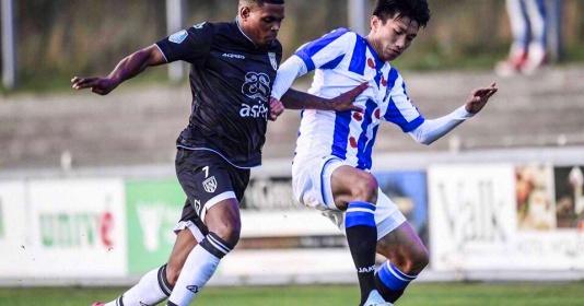 HLV Heerenveen úp mở khả năng ra sân của Văn Hậu ở trận gặp Groningen | Bóng Đá