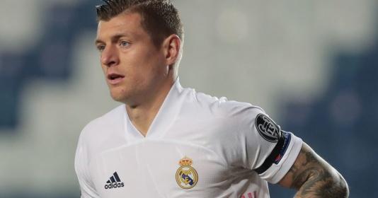 Toni Kroos sắp đi vào lịch sử Real Madrid | Bóng Đá
