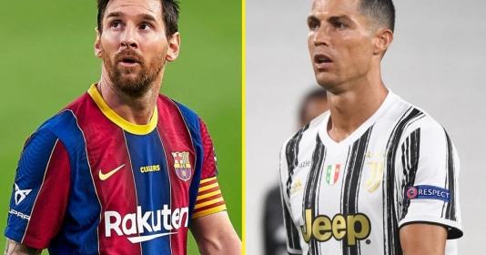 Thống kê chỉ ra kỷ nguyên Messi - Ronaldo đã kết thúc | Bóng Đá