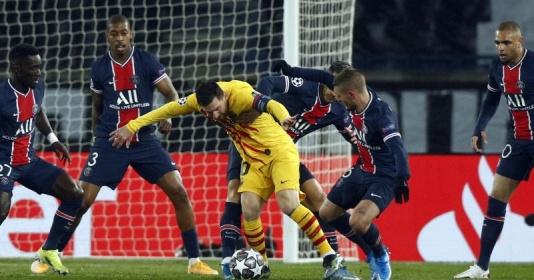 10 thống kê PSG 1-1 Barcelona: Cơn ác mộng mang tên Mbappe! | Bóng Đá
