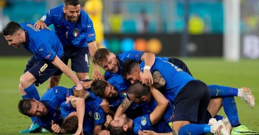 Xác định đội tuyển đầu tiên lọt vào vòng 1/8 EURO 2020 | Bóng Đá