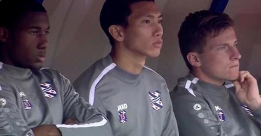 Đoàn Văn Hậu vắng mặt, SC Heerenveen dễ dàng vượt ải ở Cúp Quốc gia | Bóng Đá