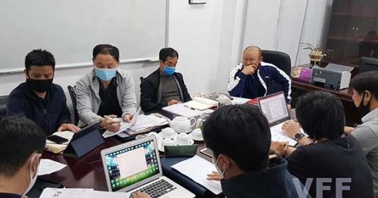 Thầy Park chỉ ra 3 bước chuẩn bị quan trọng cho VL World Cup | Bóng Đá
