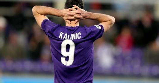 Nikola Kalinic và những cuộc tháo chạy ở Fiorentina | Bóng Đá