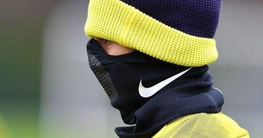 ''Người bí ẩn'' xuất hiện trên sân tập Tottenham | Bóng Đá