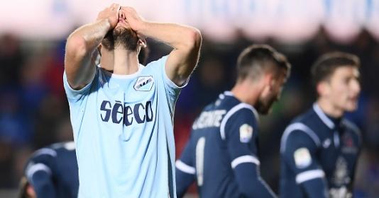 Hòa kịch tính, Lazio ngày càng xa top 4 | Bóng Đá