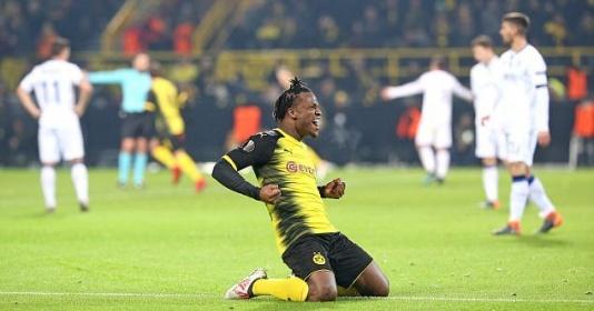 Michy Batshuayi lập cú đúp, Dortmund ngược dòng đánh bại Atalanta | Bóng Đá
