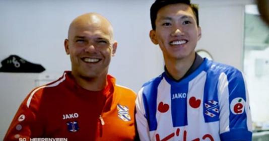 Đã rõ thời điểm Văn Hậu có cơ hội ra sân thi đấu cho Heerenveen | Bóng Đá