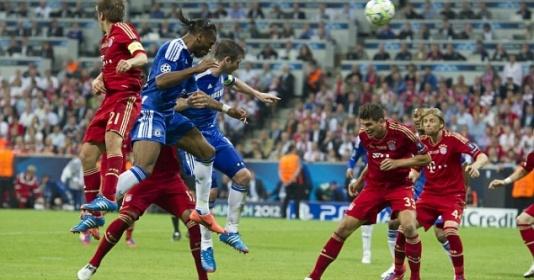 Bayern Munich, tội đồ Robben và nỗi đau khôn nguôi mang tên Chelsea | Bóng Đá