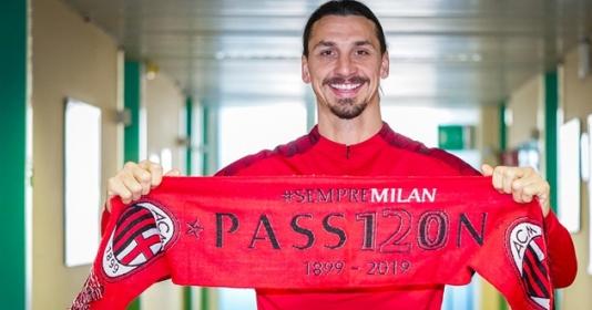 Với 1 hành động, Ibrahimovic đã khiến người AC Milan cảm thấy ấm lòng | Bóng Đá