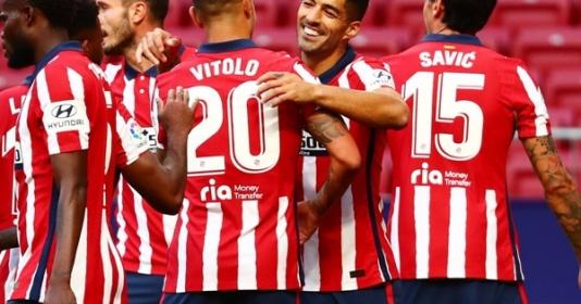 5 lý do Atletico Madrid sẽ vô địch La Liga mùa này | Bóng Đá