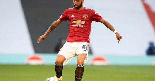 Solskjaer ca ngợi hiệu suất và đóng góp của Bruno cho Man Utd   Bóng Đá