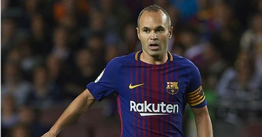 Không phải Xavi, ứng viên chủ tịch muốn Iniesta làm HLV của Barca | Bóng Đá