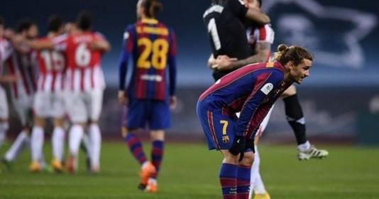 Nội bộ Barca không hài lòng với bình luận của Griezmann  | Bóng Đá