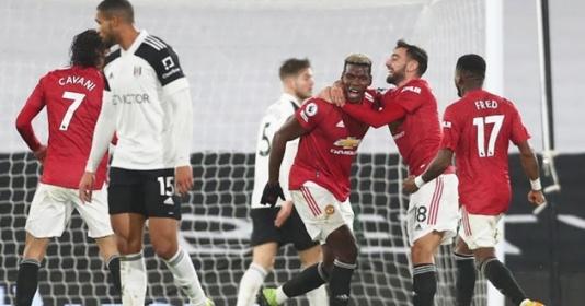 Người hùng Pogba giúp Man Utd đòi lại ngôi đầu bảng Premier League | Bóng Đá