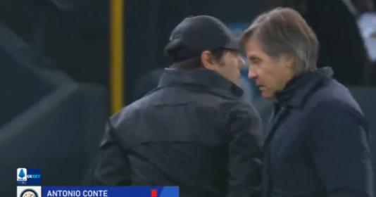 Quát tháo ngoài đường biên, Conte nhận ngay kết cục đắng lòng | Bóng Đá