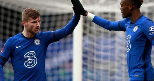 10 con số đáng nhớ trận Chelsea 3-1 Luton: Werner ''núp bóng'' Abraham | Bóng Đá