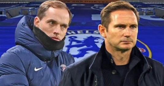 Thomas Tuchel vượt trội hoàn toàn so với Lampard  | Bóng Đá